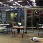 Material- und Werkstattcontainer