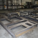 Stahlbaurahmen_Vorfertigung