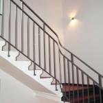 Treppenhausgeländer_Beschichtet_Flach