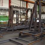 Vorfertigung_Stahlrahmen